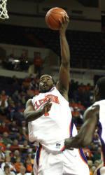 Clemson Men's Basketball Team to Play Host to Furman in Regular Season Opener Monday
