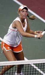 Clemson Women's Tennis Wraps up Second Day at Furman Fall Classic