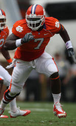 Jackson and Sapp Named ACC Football Players of the Week