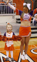 Lady Tigers to Participate in Take A Kid to the Game Promotion