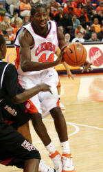 Second-Half Rally Propels Tigers Past Hawks, 77-65