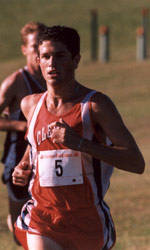 Clemson's Scott Shaw Earns ACC Cross Country Performer of the Week Honors