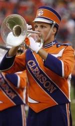 """Vote for Clemson Marching Band in """"Hawaii Five-O Marching Band Mania"""" Competition"""