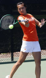 Women's Tennis Plays Florida State at Home on Saturday Morning