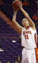 Hoosiers Take Down Lady Tigers in ACC/Big Ten Challenge
