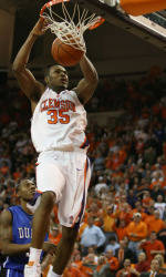 #10 Clemson Men's Basketball Team to Play Host to Florida State Saturday Night