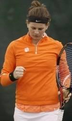 No. 10 Clemson Women's Tennis to Host ITA Kickoff Weekend