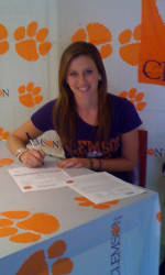 Clemson Women's Golf Program Signs First Two Student-Athletes