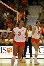 Volleyball's Mansfield And Steiner Named To ESPN The Magazine Academic All- District Third-Team