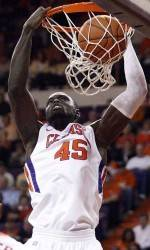 Clemson Men's Basketball Team to Face South Carolina in Columbia Sunday Afternoon