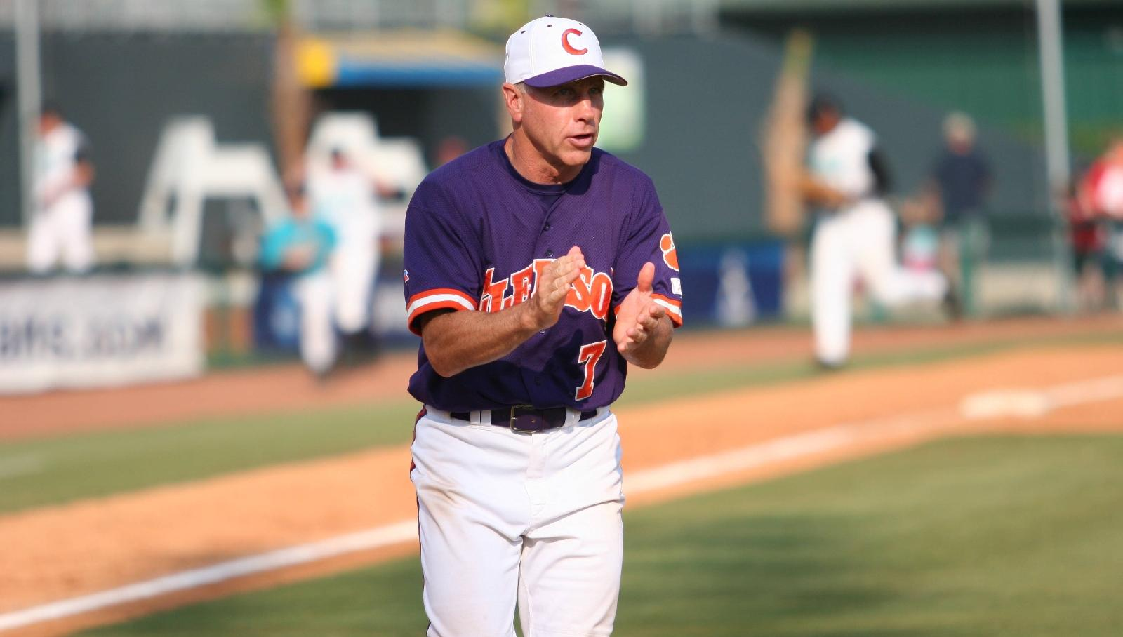 Orange Rallies for 6-5 Walkoff Win Over Purple on Sunday to Conclude Fall Baseball Season
