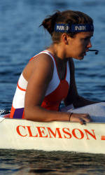 Clemson's Second Varsity Eight Named ACC Crew of the Week