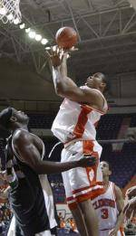 Tiger Men's Basketball Team To Face EA Sports Monday Night