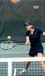 Clemson's Alix Lacelarie Falls In Second Round of NCAA Women's Tennis Championships