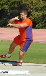 Solid Orange Meet Provides Tune-Up for ACC Championships for Men's Track & Field