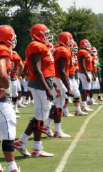 Clemson Football Practice Brief