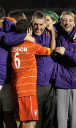 2011 Performance Indicates Clemson Soccer is on the Right Track