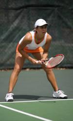 14th-Ranked Clemson Women's Tennis Upsets #4 Georgia Tech, 4-3