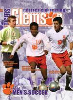 Clemson Men's Soccer Media Guide Available Online