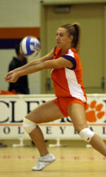 Volleyball Falls At Duke, 3-1, On Friday Night