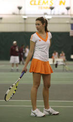 Tiger Women's Tennis Defeats Fresno State, 5-2, At ITA National Team Indoors