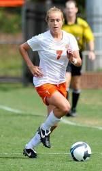 Tiger Women's Soccer Team Falls to Virginia Tech in Overtime Thursday