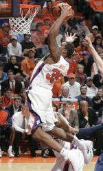 Booker Named to Second-Team All-ACC & ACC's All-Defensive Team