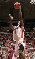 Men's Basketball Sets Orange & White Game for 10:00 AM Saturday