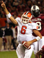 Whitehurst Expected to Play in Clemson Bowl Game