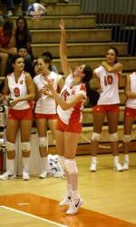 Clemson Volleyball Posts Comeback Victory Against Furman