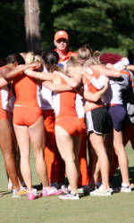 Women's Track And Field Win Clemson Invitational On Saturday