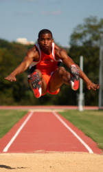 Crawford Claims 200m Dash at USA Track & Field Championships
