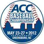 Pairings and Game Times Set for 2012 ACC Baseball Championship