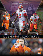 Clemson Spring Football Programs Available for Sale