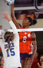 Volleyball to Play Host to Miami and Florida State this Weekend