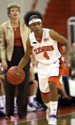 Lady Tigers To Travel To Wake Forest For Televised Contest