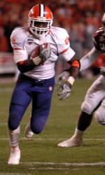 Clemson's James Davis to Turn Professional