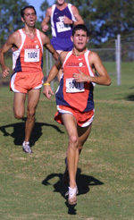 Men's Cross Country Finishes Seventh at ACC Championships