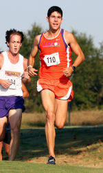 Clemson Finishes Eighth at Great American Cross Country Festival