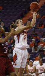 Lady Tigers Come Up Short Against Aggies