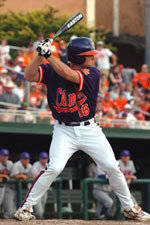 Hall's Walkoff Single Lifts #2 Clemson to 3-2 Win Over #7 Georgia Tech Thursday in ACC Tournament