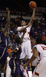 Clemson Struggles Offensively, Falls 61-48 to UTEP in Opening Round of Diamond Head Classic