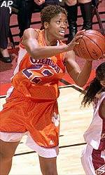 Clemson's Erin Batth Drafted In WNBA