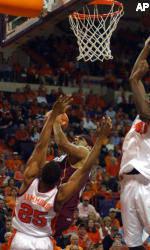 No. 19 Clemson Dominates Boston College, 74-54