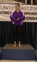 Swimming and Diving Travels to Maryland for ACC Championships
