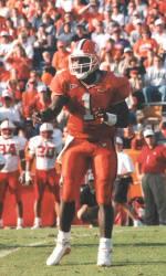 Clemson Football Game Program Feature: 2007 Hall of Fame Class