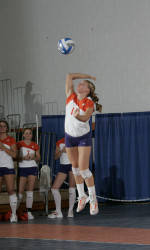 Volleyball Opens 2006 Season at the Mortar Board Premier on Friday