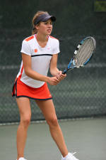 Tiger Doubles Team Advances At Wilson/ITA Southeast Regionals