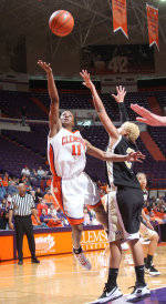 Lady Tigers Suffer 71-66 Loss To Wake Forest On Sunday