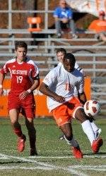 Clemson's Onyeador Honored by the ACC